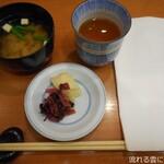 天ぷら 阿部 - 上天丼セット