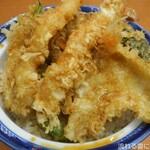 天ぷら 阿部 - 上天丼