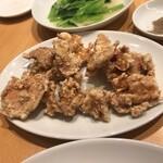 味仙  - 鶏唐揚げ