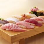 スーパー回転寿司 やまと - 外観写真: