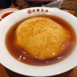 大阪王将 - 料理写真:天津飯大盛り