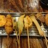 大衆酒場 天しーさー - 料理写真:センベロの串揚げ10本