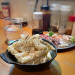 壱豚 - マカロニサラダ(ハーフ)
