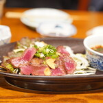 むつ五郎 - タタキ