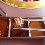 焼肉KUTARO - サイコロカルビ