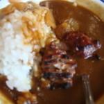 焼肉KUTARO - カレーに、カルビを、IN~!
