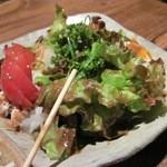 こっこや - 野菜サラダ