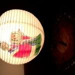 犬山おどき - 提灯の照明