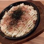 地酒蔵大阪 - 山芋とろろ焼き