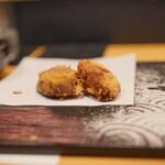 天ぷら割烹 ろく - 安納芋