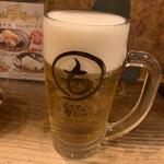 もうやんカレー 246 - 生ビール