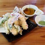 マルトモ水産 鮮魚市場 - 天ぷら単品