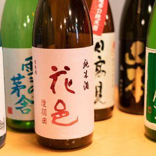 日本のお酒を心ゆくまで