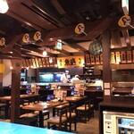 個室海鮮居酒屋 魚盛 - 店内雰囲気