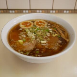 中華そば ふくみみ - 料理写真: