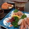 居酒屋和助 - 料理写真:活毛ガニづくしセット