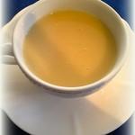 12545645 - 新タマネギのスープ 美味しい(^∇^)