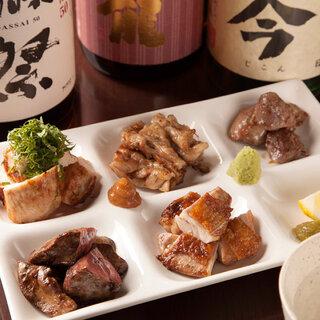 【大山地鶏】西京焼きなどの地鶏料理