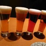夜景&アクアリウム クラフトビール ラピュタ 蒼天 - クラフトビール飲み放題プラン\(^o^)/