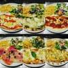 バルサバルサ - 料理写真:ランチ コカセット6種