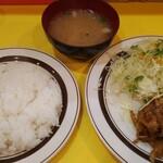 キッチンABC - カレー風味焼肉