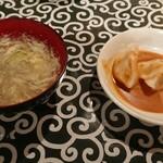 中国名菜処 悟空 - 汁