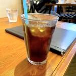イシガキ ユーグレナガーデン - アイスコーヒー