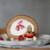キッサ マシマロ - 料理写真:2020年2月再訪:黒糖いちごのロールケーキ☆