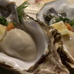 シュリンプバンク - 生牡蠣