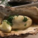 シュリンプバンク - 焼き牡蠣