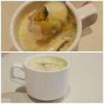 Girouette Cafe - ◆ミニスープ◆♪
