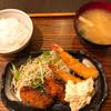 ニュースカフェ - 料理写真:エビフライ&カキフライ