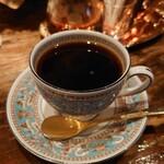 125464945 - 炭煎スペシャルコーヒー\700(20-02)