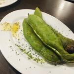 イタリアン酒場「ナチュラ」 - そら豆