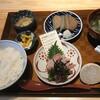 第八さつき丸 - 料理写真:宇和島鯛めし定食 じゃこ天付き
