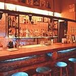 bar soundmarket - カウンター