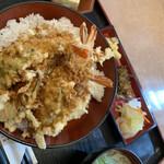 成城 - 天丼