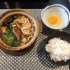 雑魚寝館 - 料理写真:うなぎのすき焼き