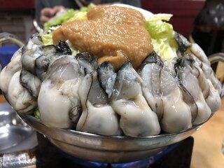 すき焼・鍋物 なべや - かき味噌鍋