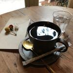 プルミエ・エタージュ - コーヒー