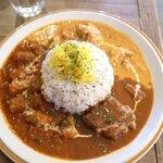 ミナミカレー - 料理写真:トリプルカレー