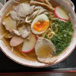 喜八屋 - 料理写真:中華そば