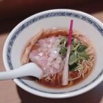 中華そば ます田 - 料理写真:煮干しそば
