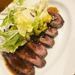 CONA - 牛肉のカルパッチョ