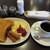 喫茶 翁 - 料理写真:モーニングCセット 600円 (2020.1)