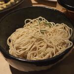 博多ラーメン 駿蔵 - 替え玉100円