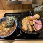 125487982 - 特製つけ麺(小)