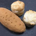 天然パン工房 楽楽 - 料理写真: