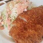 欧風食堂Kaede - 田沢湖放牧豚のロースカツレツ
