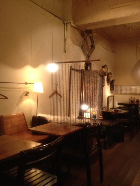 tea room mahisa - 左奥がお気に入り♪ この写真でいうと右に写っています!